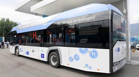 Bolzano Hydrogen Bus4