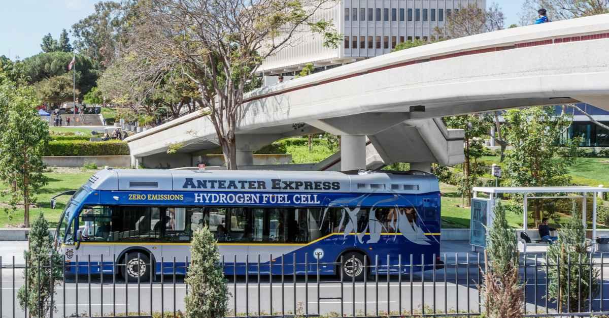 Bus hydrogen