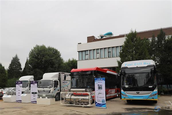 Chinas Successful Development of High Power Hydrogen Fuel Cells 2