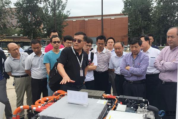 Chinas Successful Development of High Power Hydrogen Fuel Cells