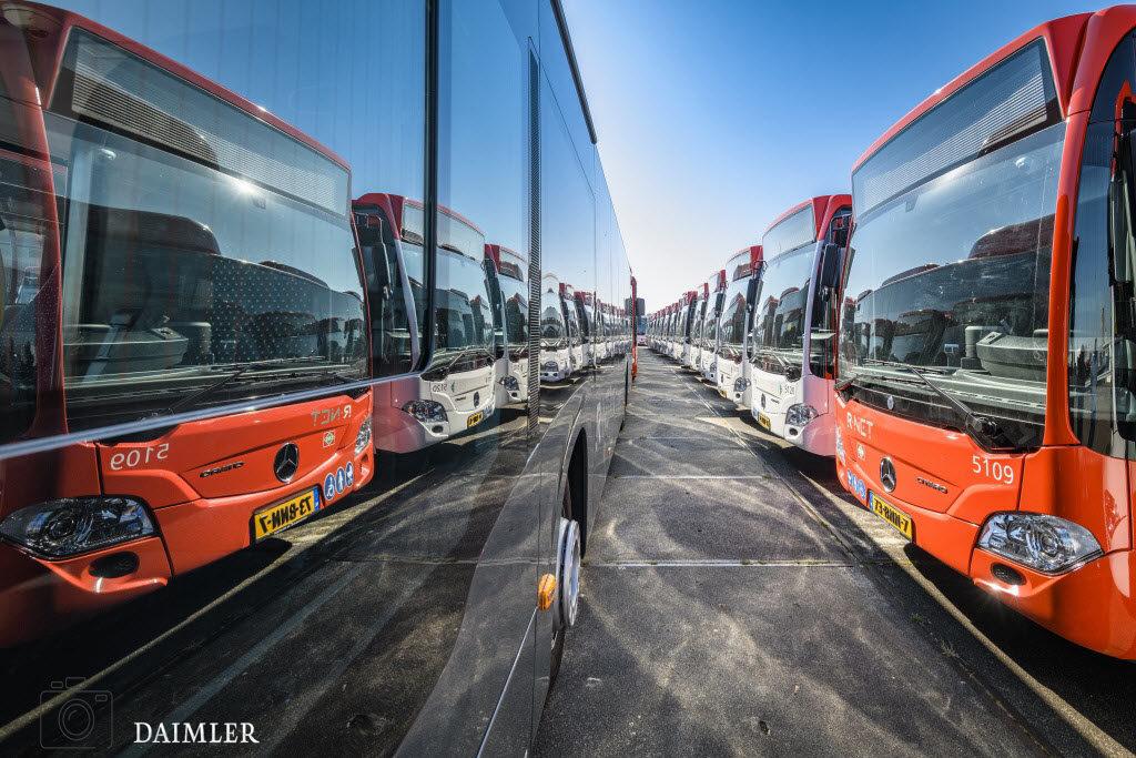 Wiener Linien Plans to Include Hydrogen Buses