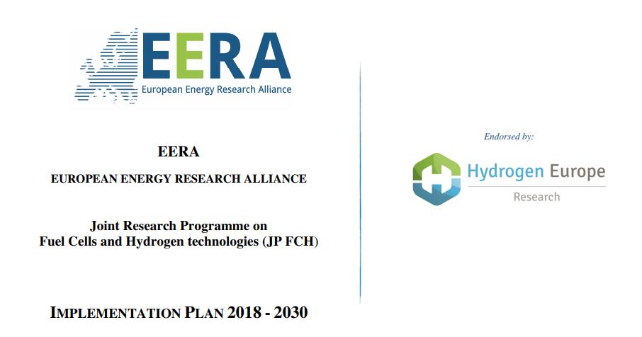 EERA Hydrogen Plan