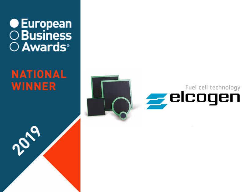Elcogen Business Award Winner