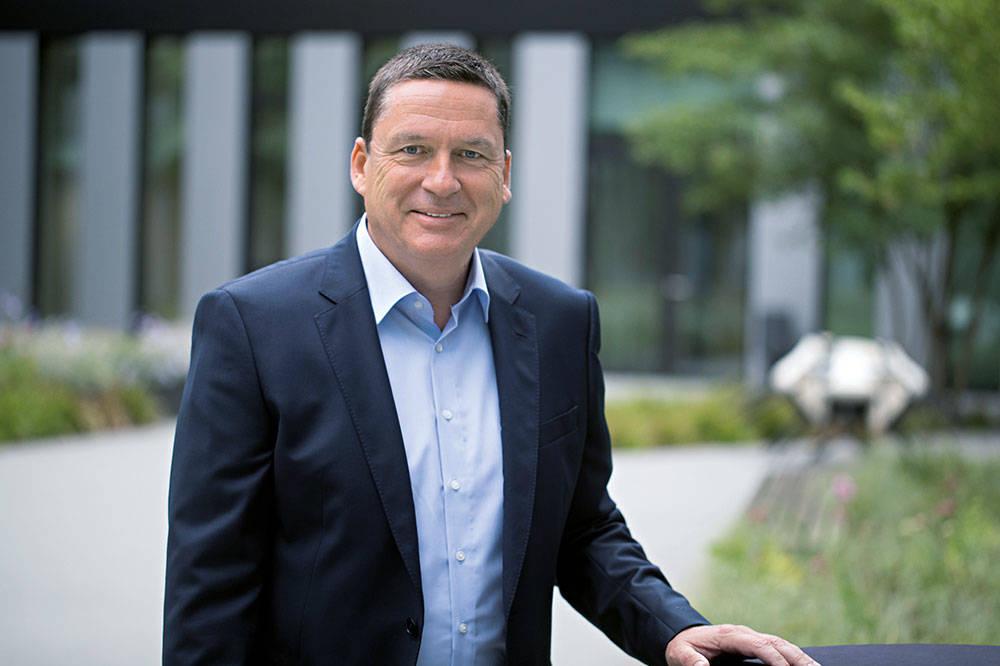 Freudenberg CEO