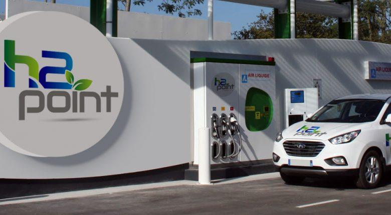 H2point Hydrogen Station