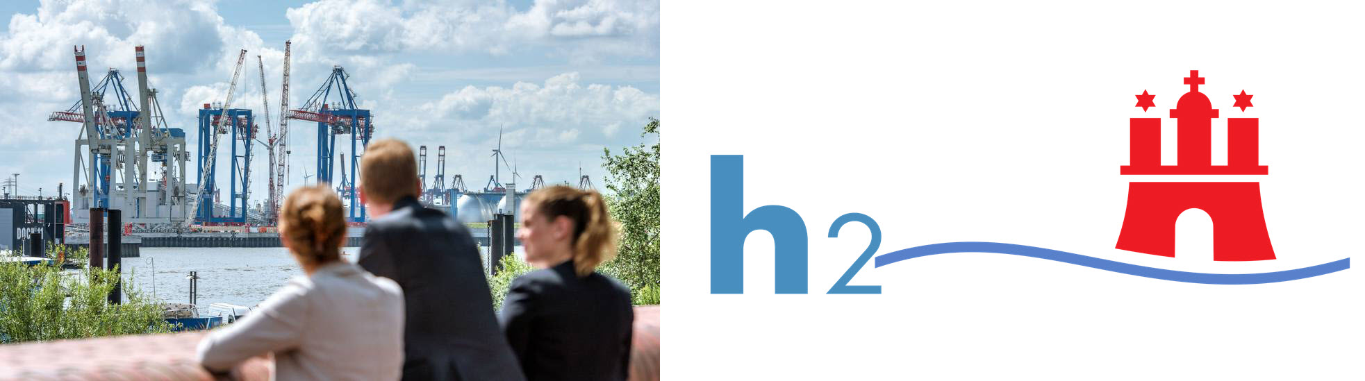 Hamburg Hydrogen Plant for Port