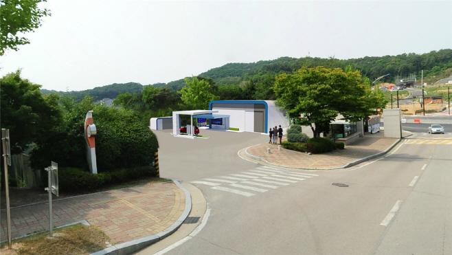 Hwaseong Hydrogen Station