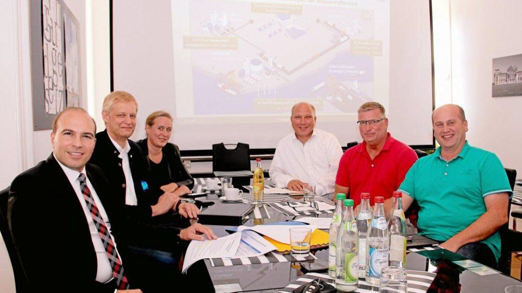 Hydrogen Station Landshut Germany
