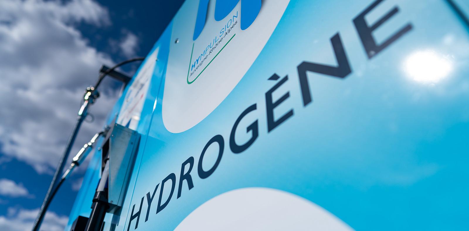 Hydrogen Station Michelin