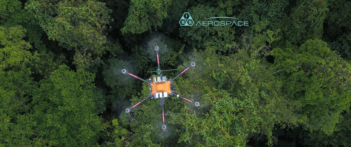 ISIS Aerospace Drone