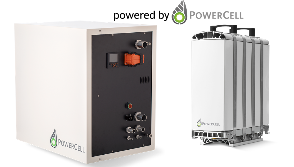 M100 S3 PowerCell Units