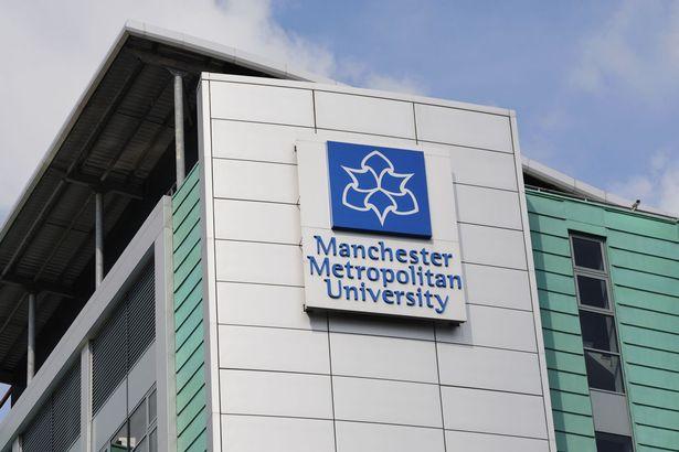Manchester Metropolitan University building UK