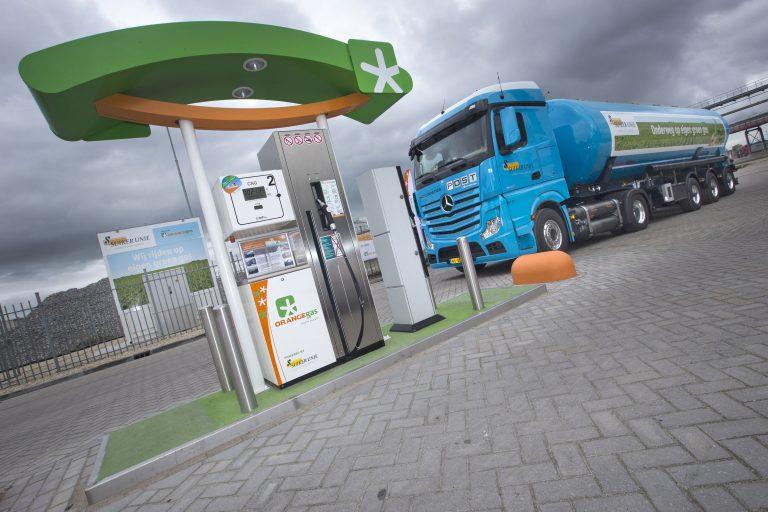 Orange Gas Groningen