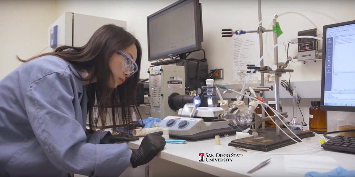 SDSU Research into Fuel Cells