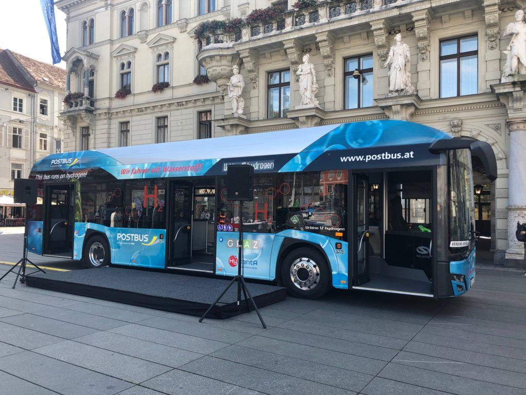 More Cities to Start Testing Solaris Urbino 12 Hydrogen Buses
