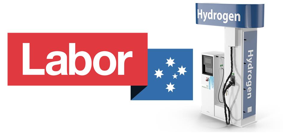 Tasmanian Shadow Minister Hydrogen