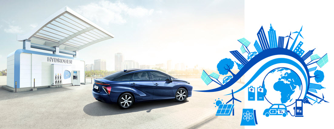 Toyota Hydrogen For All 2