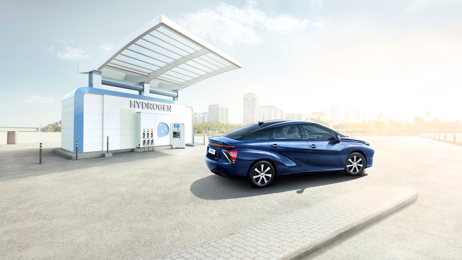 Toyota Hydrogen For All