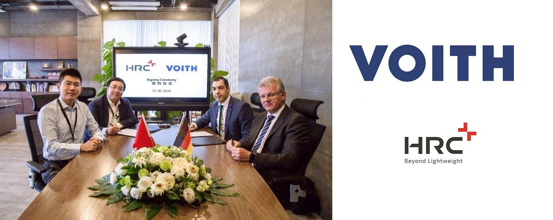 Voith Composites HRC Shanghai