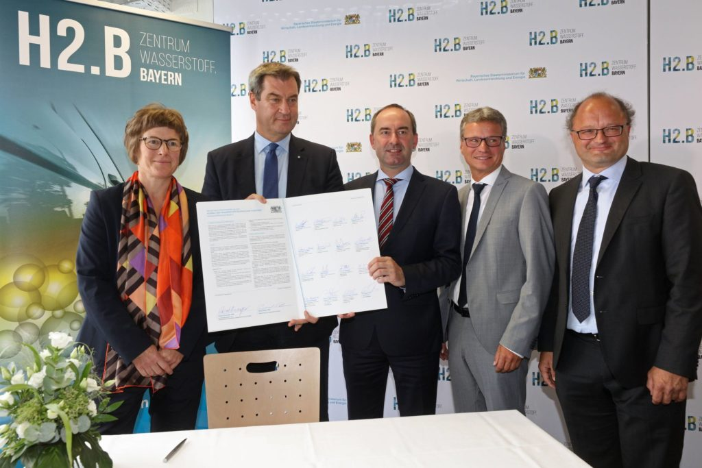 Germany: Broad Support in Government for Hydrogen