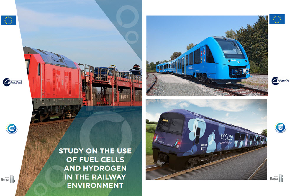 fuel cell rail study