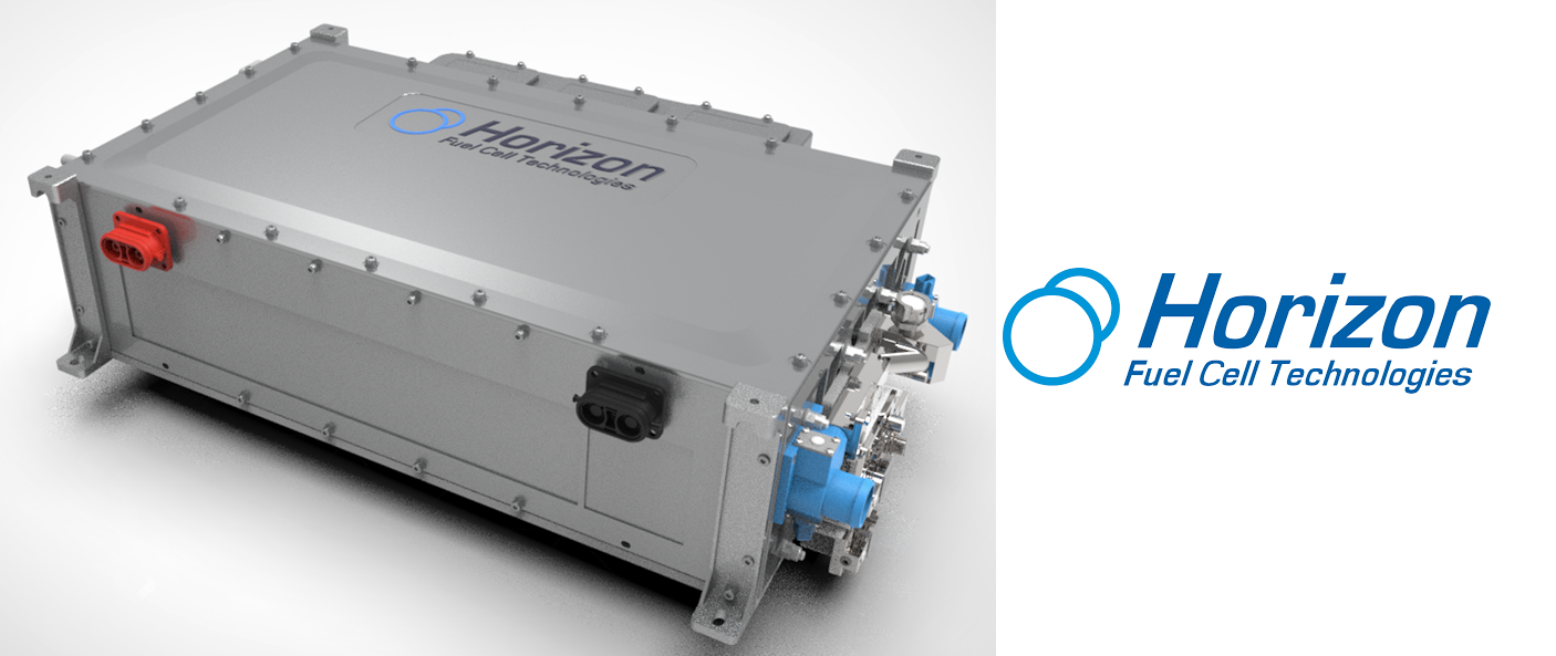 Horizon Automotive PEM Fuel Cells to Set 300kW Benchmark