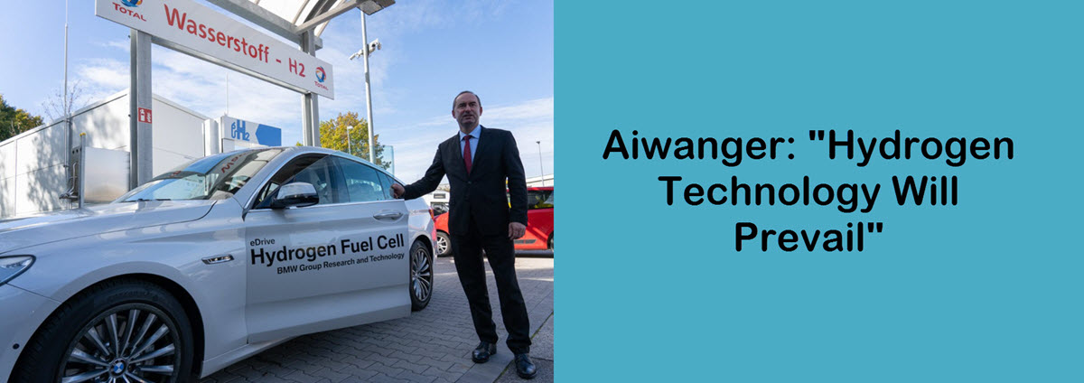 Aiwanger Drives Fuel Cell BMW Main