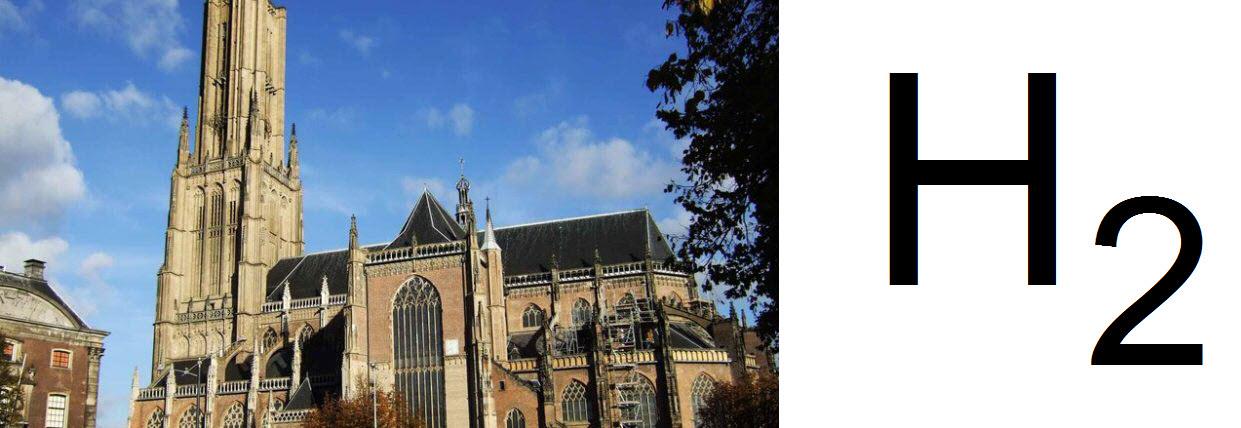 Arnhems Eusebius Church Heated with Green Hydrogen Main