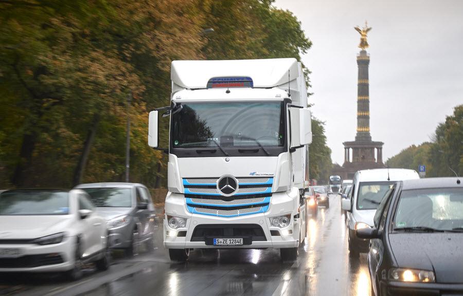 Daimler FC Vision