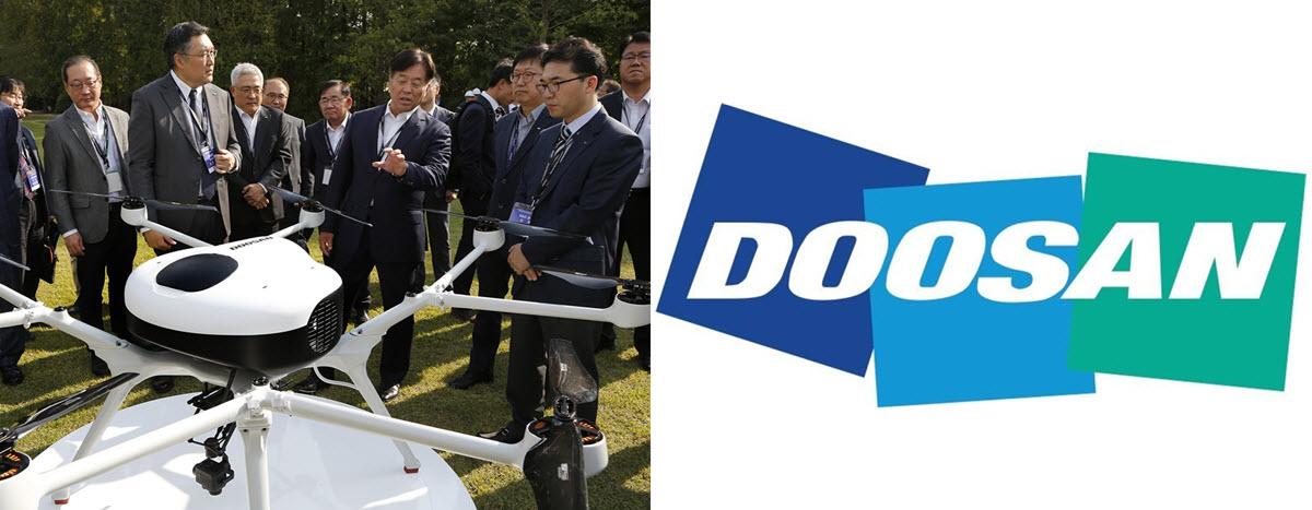 Doosan DS 30 Ceremony
