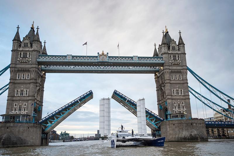 Energy Observer in London 11