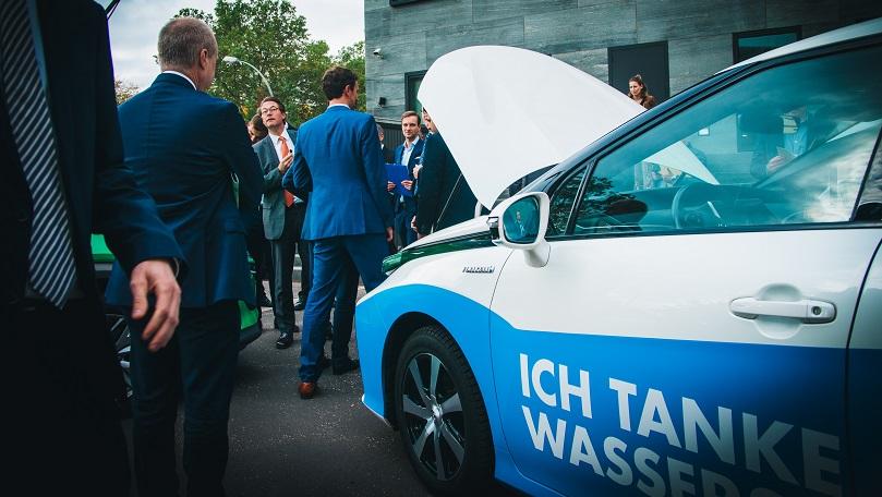 German Funding in Hydrogen