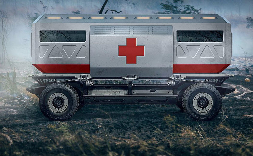 U.S. Department of Energy and U.S. Army Collaborate to Develop Hydrogen Fuel Cell Vehicle Technology for Emergency Disaster Relief