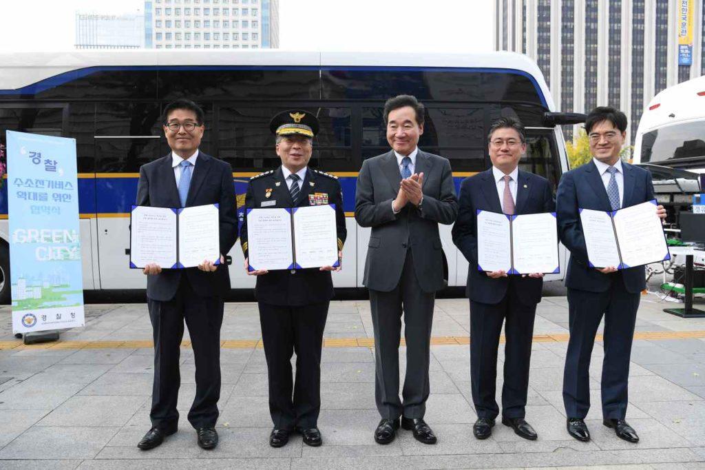 Hyundai Police Bus 3