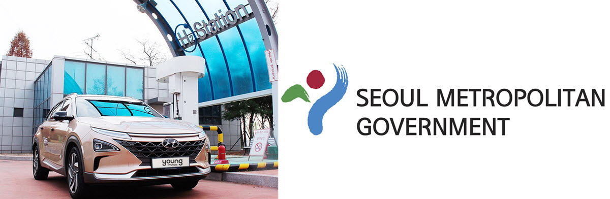 Hyundai Refeuling Seoul Going Fuel Cells
