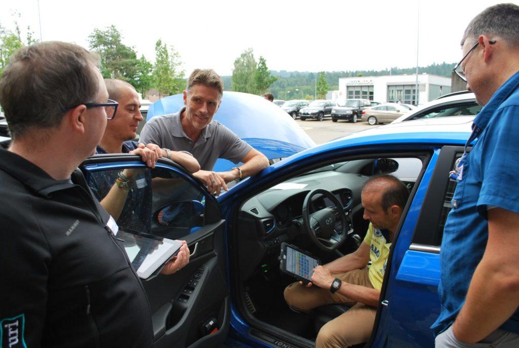 Hyundai trains Swiss vocational school teachers 1