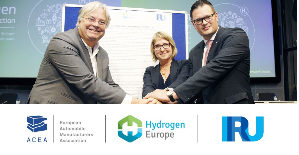 IRU Joins Force on Hydrogen3