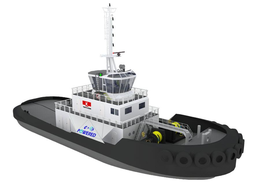 Japan Tug Boat2