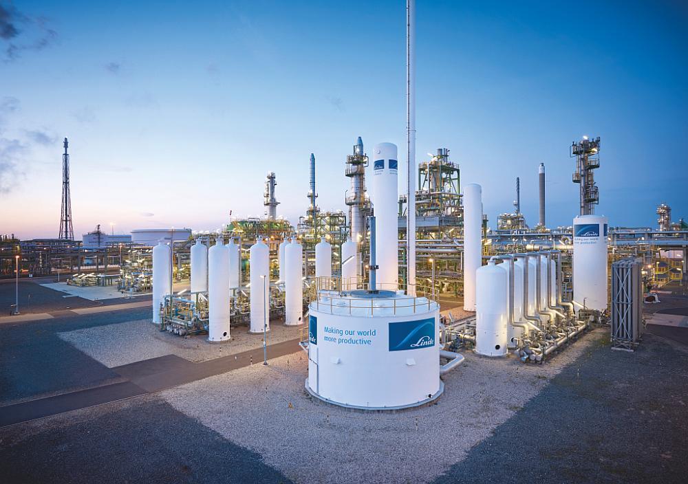 Linde New Hydrogen Liquefier