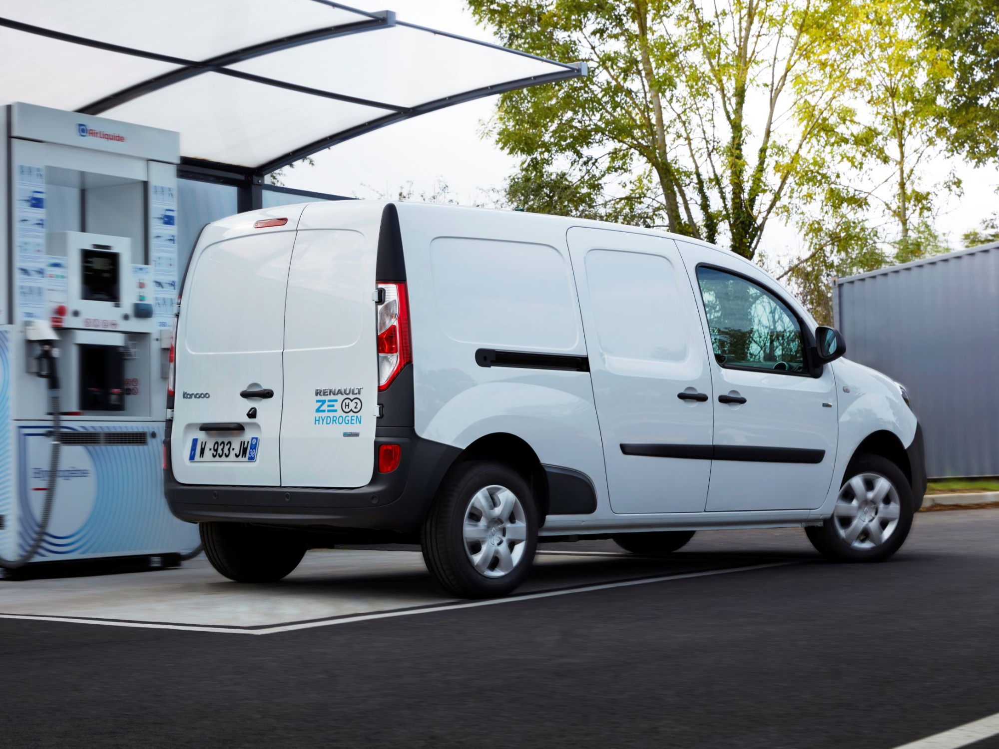 Renault Kangoo Hydrogen 1
