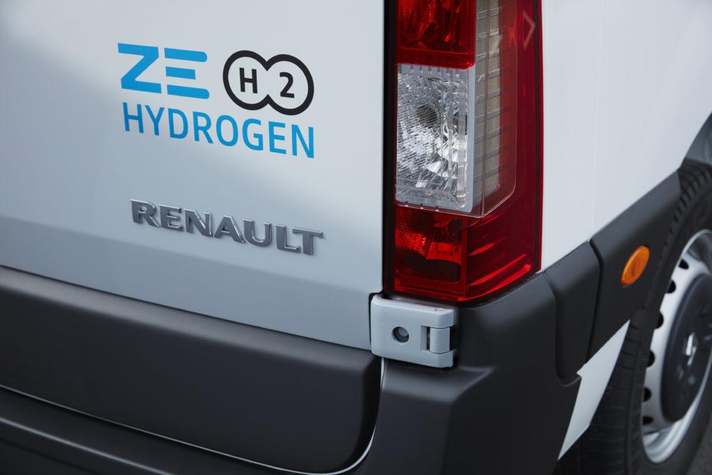 Renault Kangoo Hydrogen 3