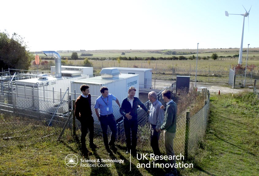 STFC Partnership Secures £250,000 Funding for Green Hydrogen Research