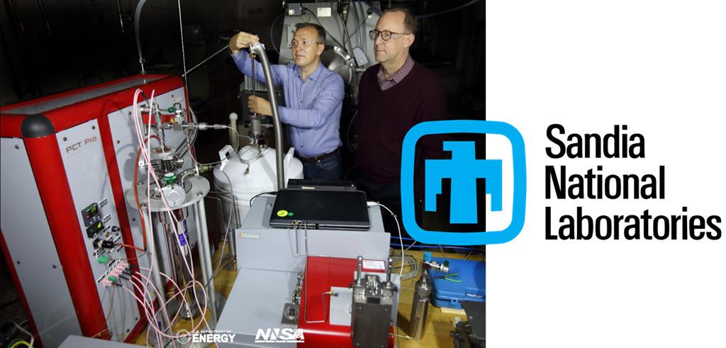 Sandia Consortium on Hydrogen Storage