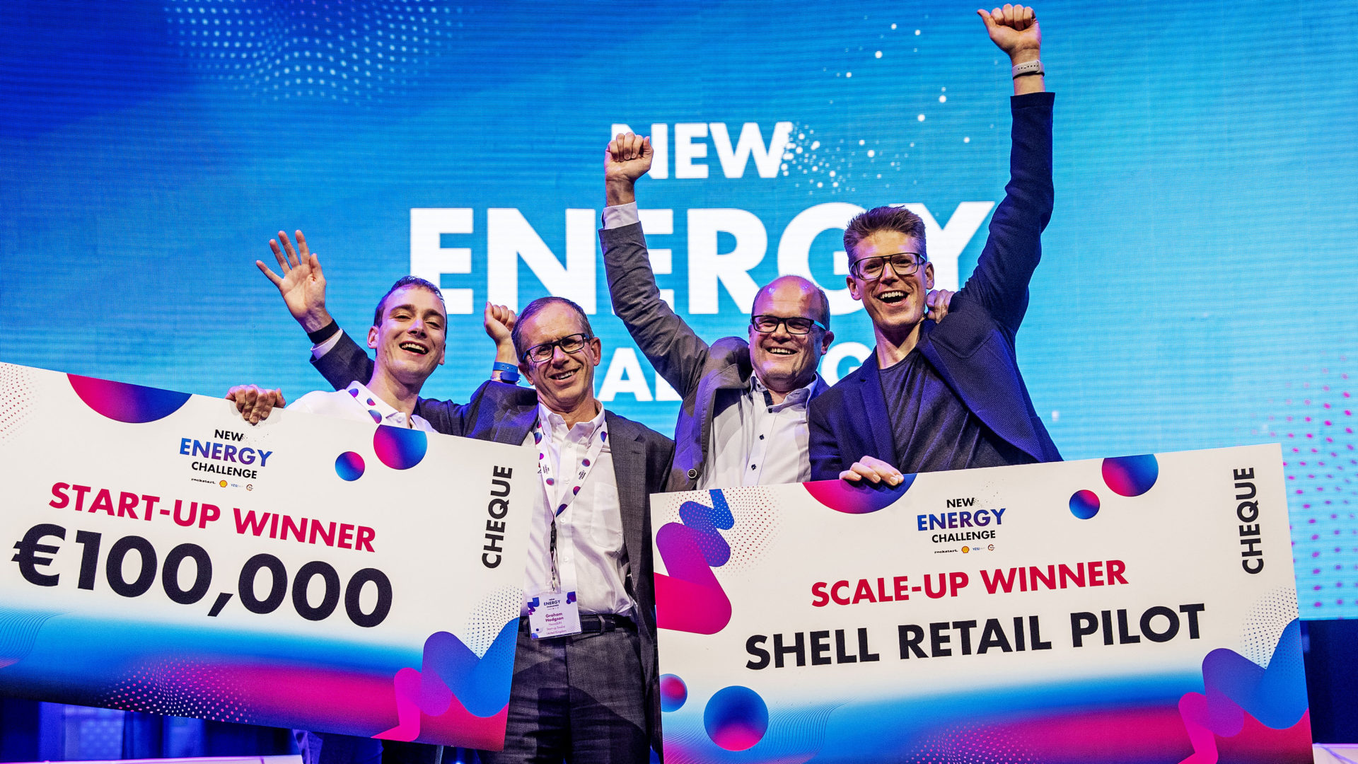 Shell Game Changer Winners