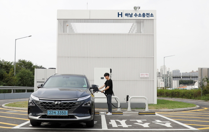 South Korea Hydrogen Station