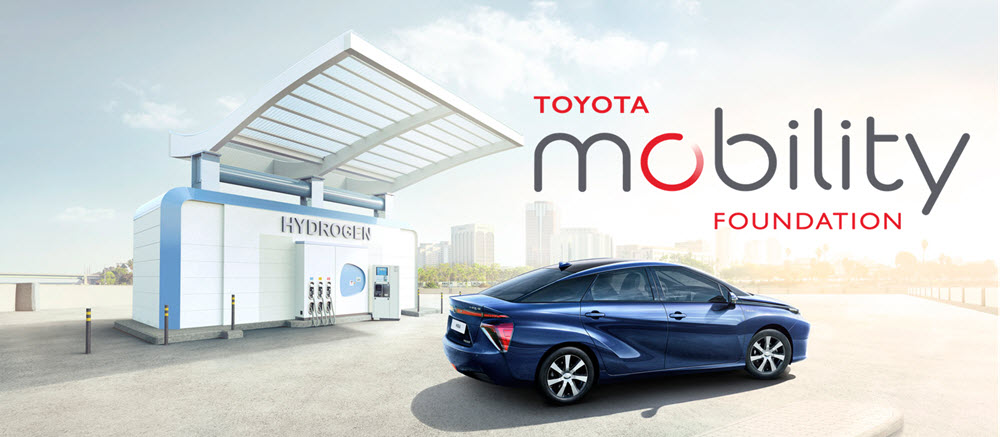 Toyota Hydrogen For All Main