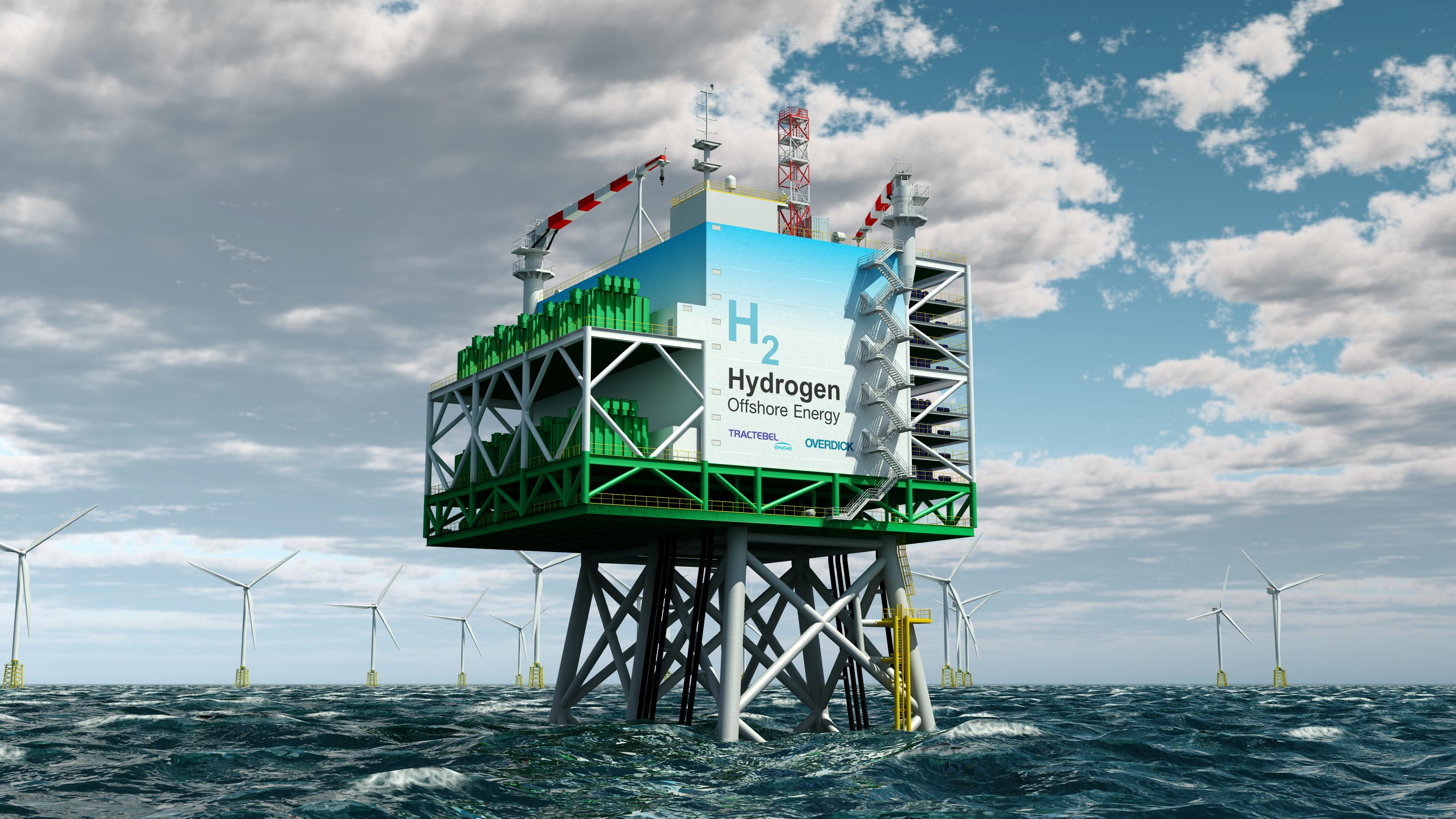 Tractebel Hydrogen Platform 1