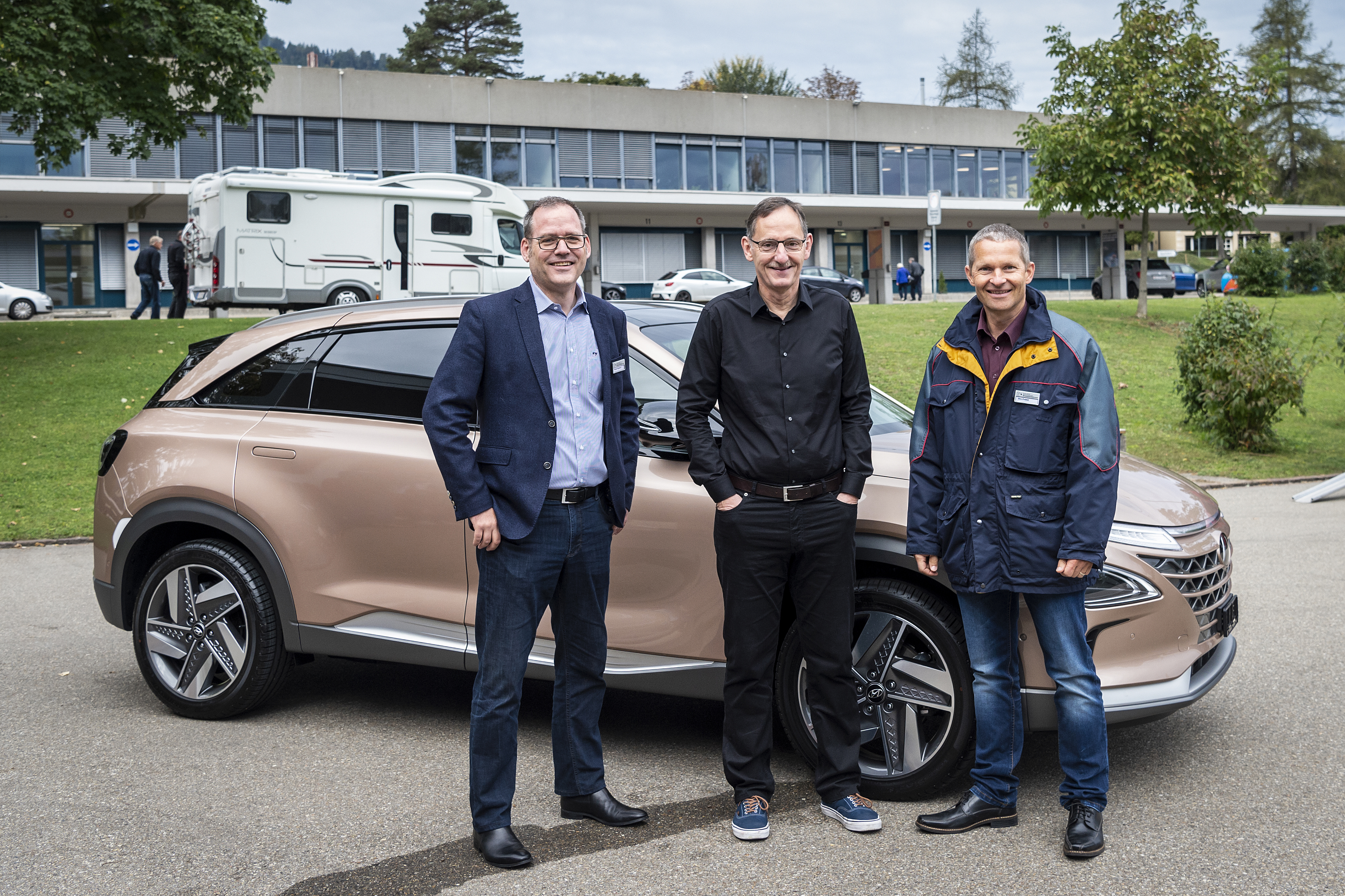 Zurich Government Council Adds Hydrogen Vehicles To Its Fleet Fuelcellsworks