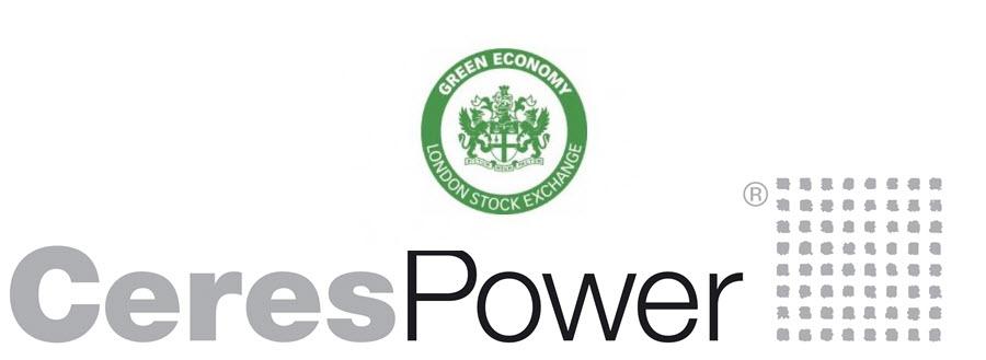 partner CeresPower Green Economy Mark 2019
