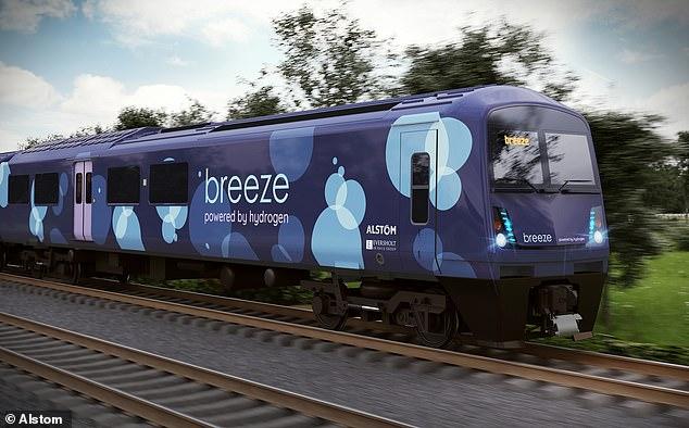 Alstom Breeze 1
